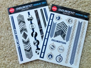 Insurgent Tattoos!